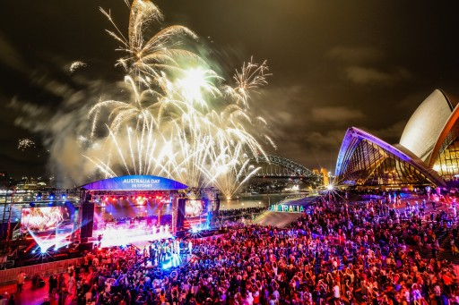 Australia Day Live at the Sydney Opera House