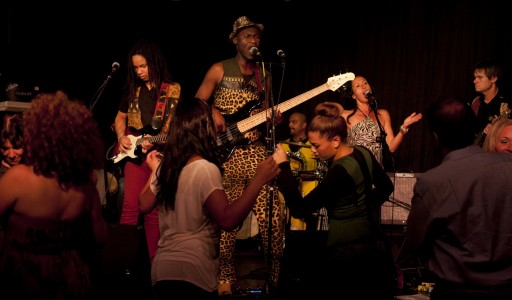 Gervais Koffi and the African Diaspora's Afro-Caribbean and Latin music
