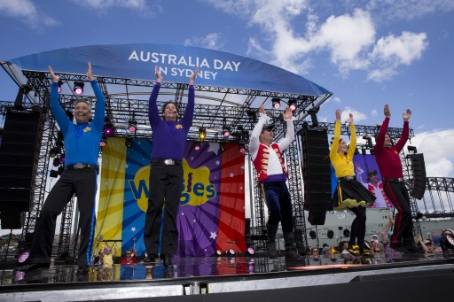 The Wiggles will perform at Australia Day 2017 – Life at Sydney Opera House
