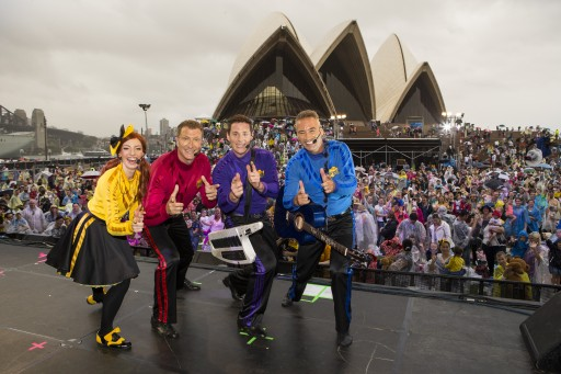 The Wiggles. Credit: Brendan Read